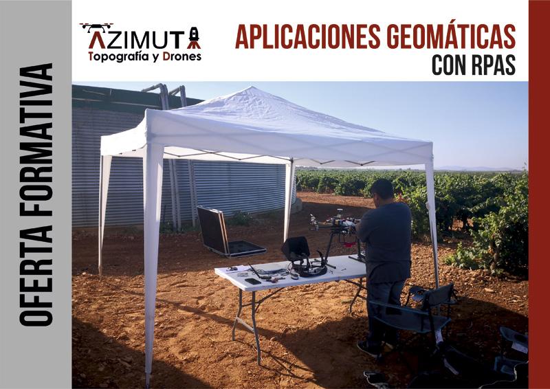 Fotogrametría con RPAS para edificación y obra civil